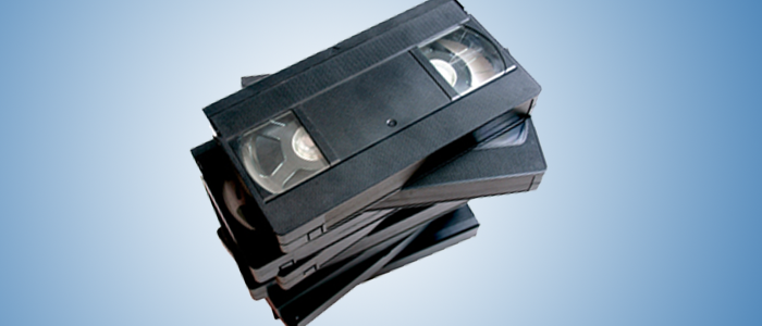 AV Services VHS to DVD Transfer